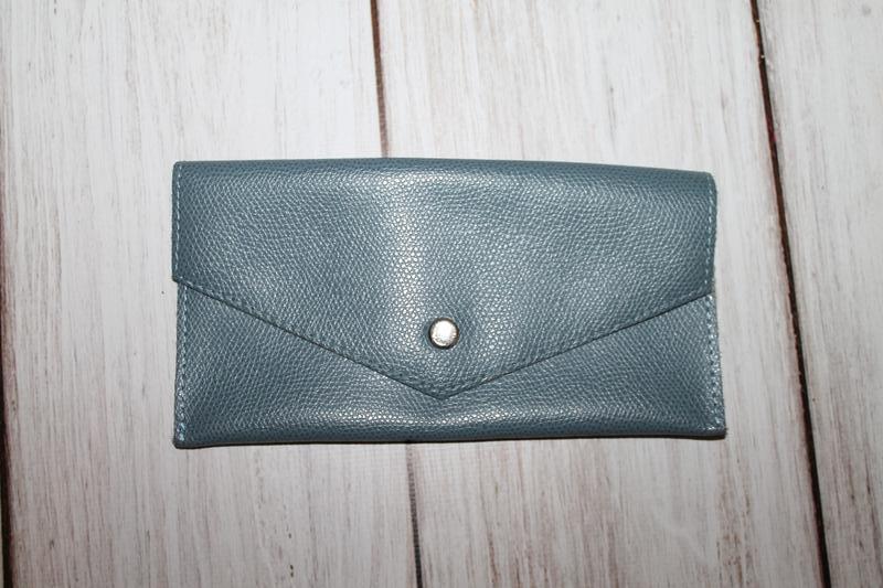 Кожаный кошелек 100% натуральная кожа - Фото 4