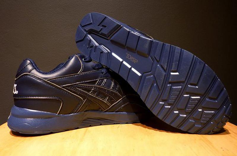 Зимние кроссовки Asics Gel Lyte (V) | размер 46-й | асикс синие - Фото 4