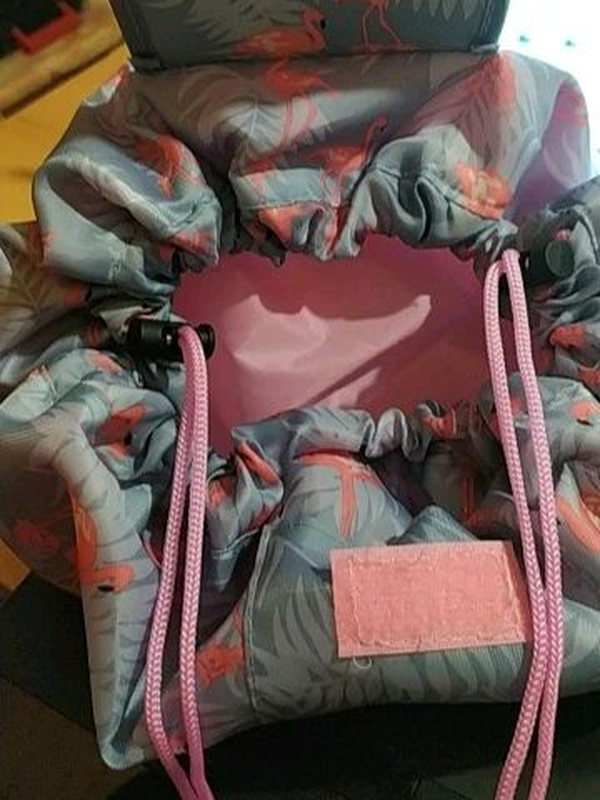 Ленивая косметичка-органайзер, сумка для косметики - Фото 4