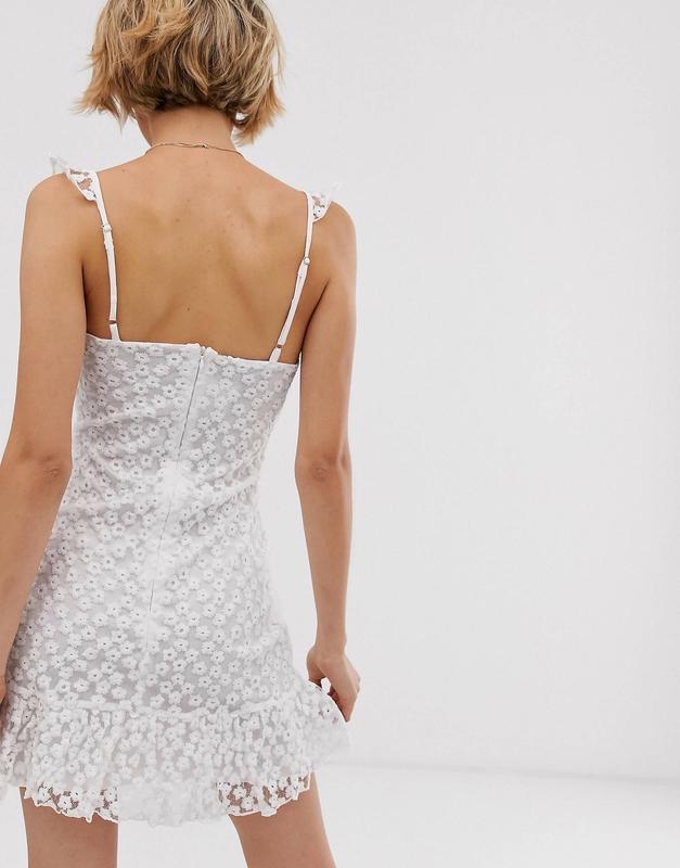 Кружевное платье - Фото 2
