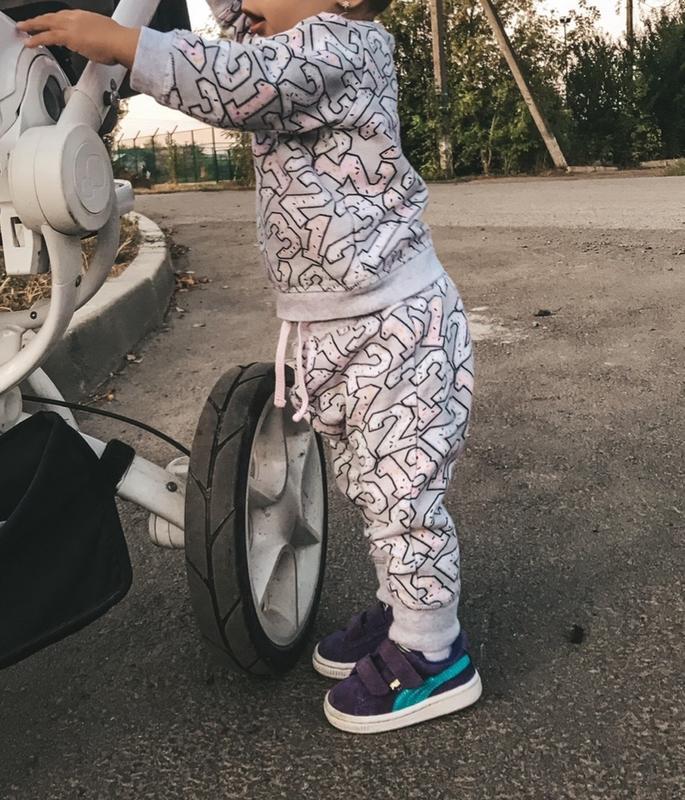 🌿 спортивный костюм h&m - Фото 2