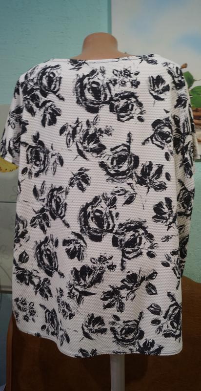 #розвантажуюсь блуза р.24,бренд george - Фото 2