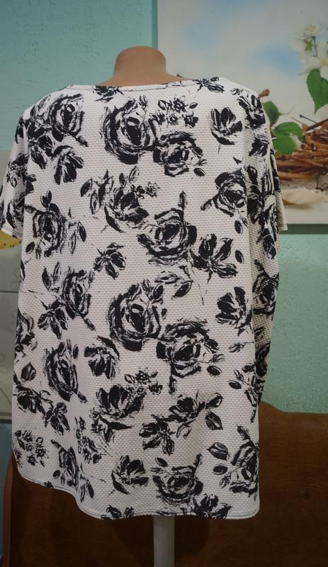 #розвантажуюсь блуза р.24,бренд george - Фото 3