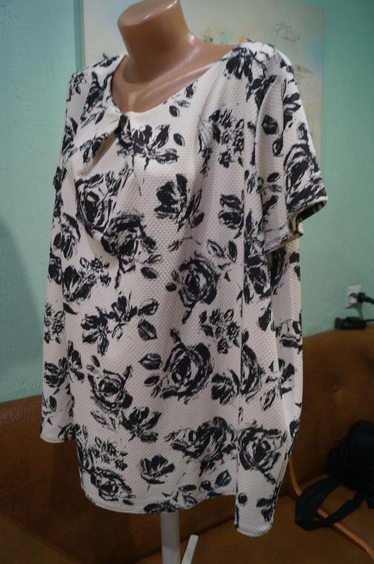 #розвантажуюсь блуза р.24,бренд george - Фото 5