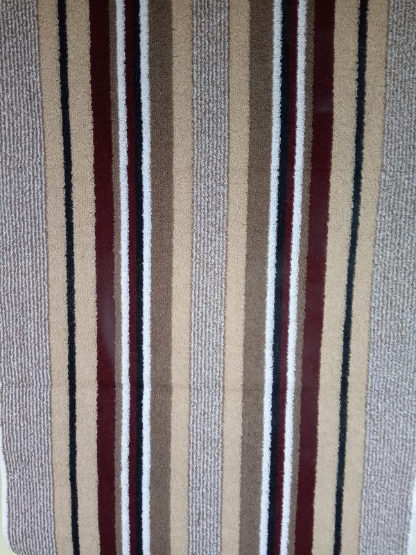 Полотенце лицевое махровое 100*50 коричневый - Фото 5