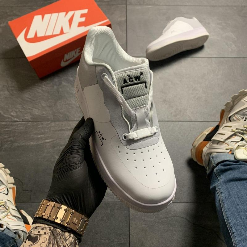 Nike air force low acw white - Фото 3
