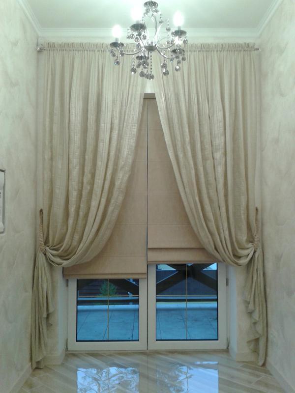 Дизайн и пошив штор - Фото 2