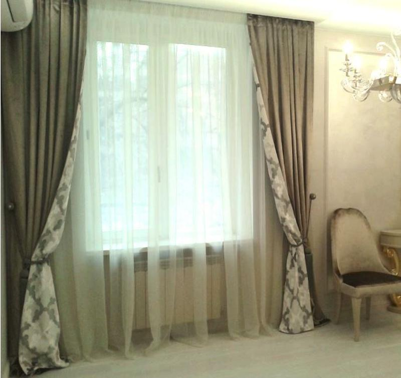 Дизайн и пошив штор - Фото 3