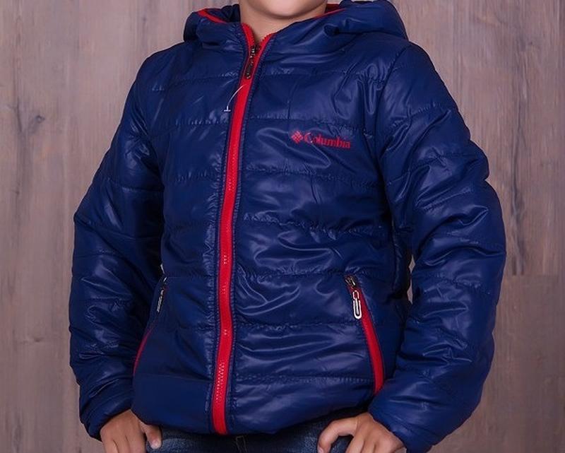 Демисезонная куртка на мальчика 5-6 лет