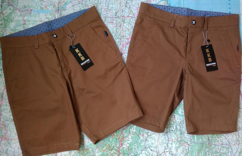 Распродажа! мужские котоновые бриджи, шорты 27,28,29,32,33 турция - Фото 6