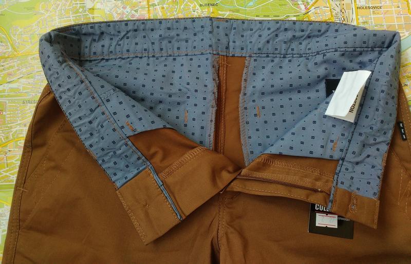 Распродажа! мужские котоновые бриджи, шорты 27,28,29,32,33 турция - Фото 8