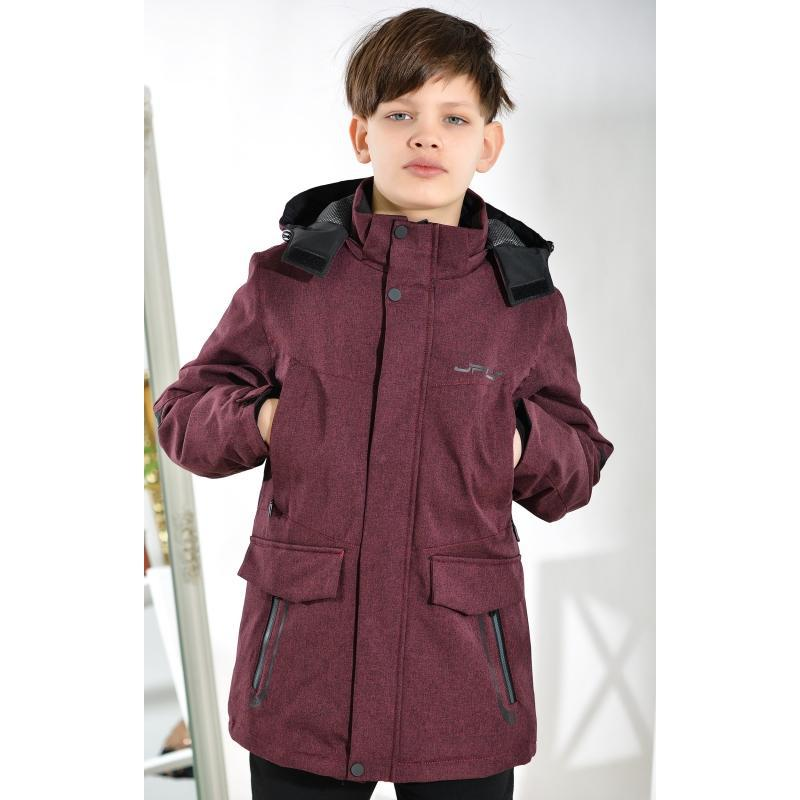 Демисезонная термо-куртка на мальчика 8-13 лет