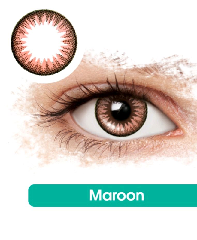Цветные контактные линзы - Фото 6