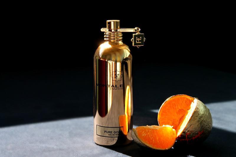 Montale  Pure Gold_Оригинал Eau de Parfum  10 мл - Фото 2