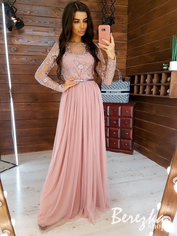 Вечернее платье - Фото 6