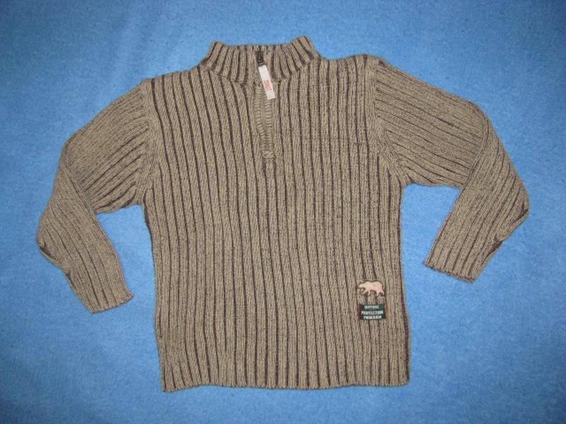 Джемпер кофта на мальчика 6-7 лет рост 122 см  palomino (герма...