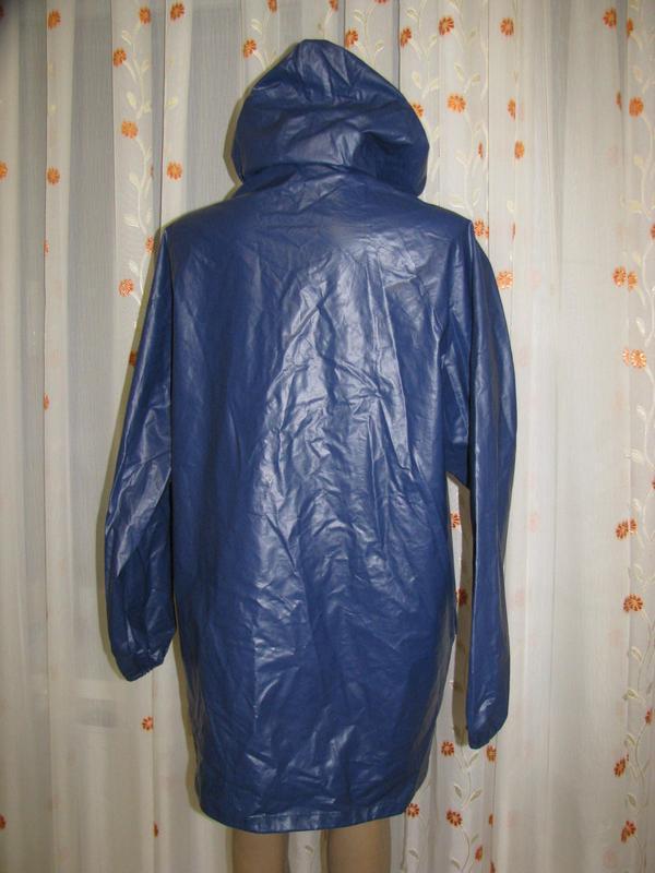 Куртка ветровка дождевик m размер 46-48 рыбацкий - Фото 2