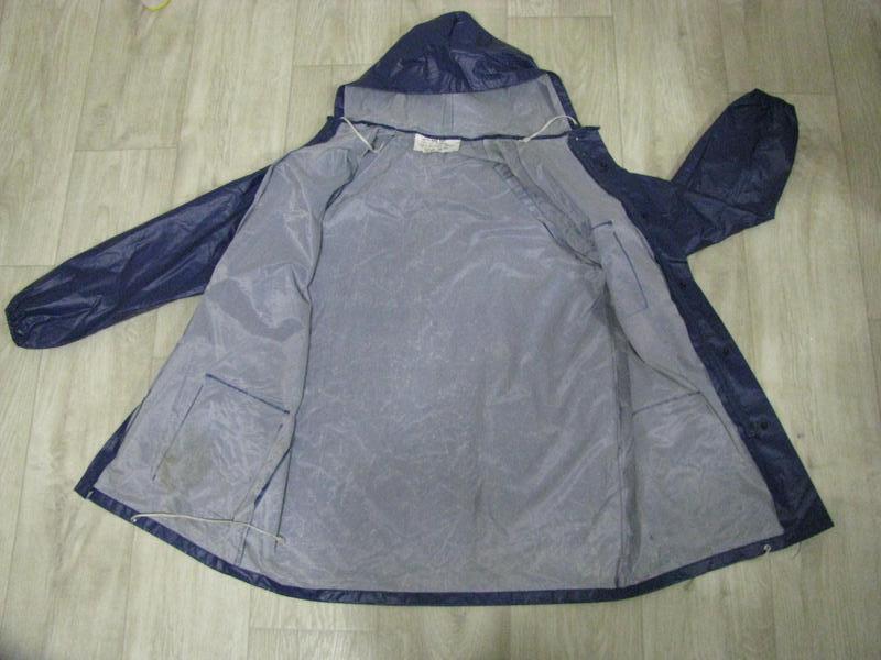 Куртка ветровка дождевик m размер 46-48 рыбацкий - Фото 5