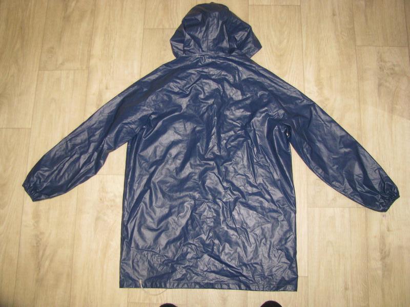 Куртка ветровка дождевик m размер 46-48 рыбацкий - Фото 6