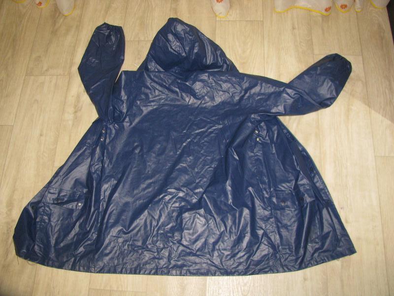 Куртка ветровка дождевик m размер 46-48 рыбацкий - Фото 7