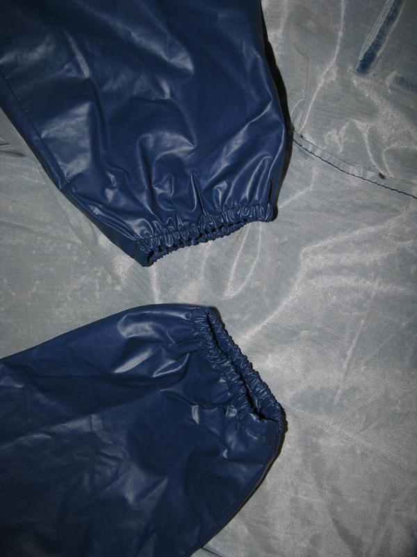 Куртка ветровка дождевик m размер 46-48 рыбацкий - Фото 9