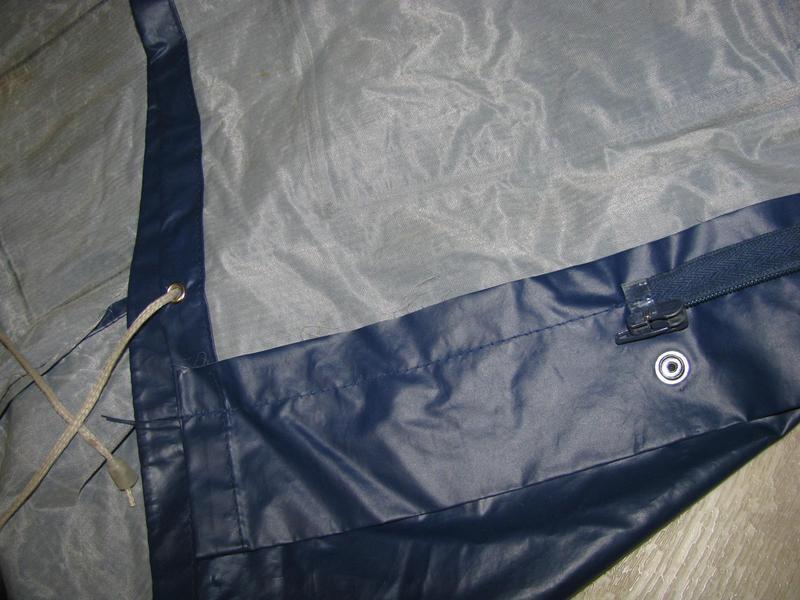 Куртка ветровка дождевик m размер 46-48 рыбацкий - Фото 10