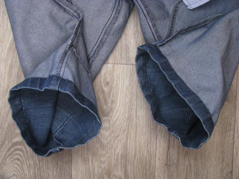 Шорты мужские джинсовые m размер - Фото 4