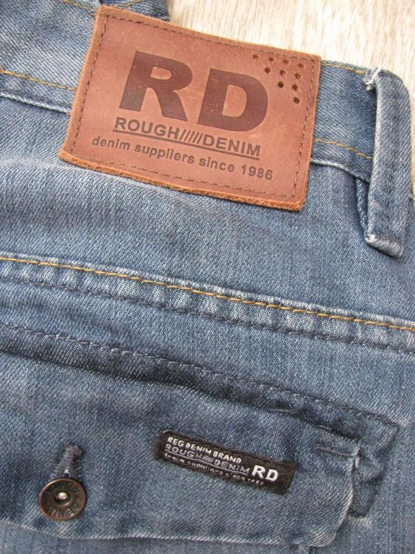 Шорты мужские джинсовые m размер - Фото 5