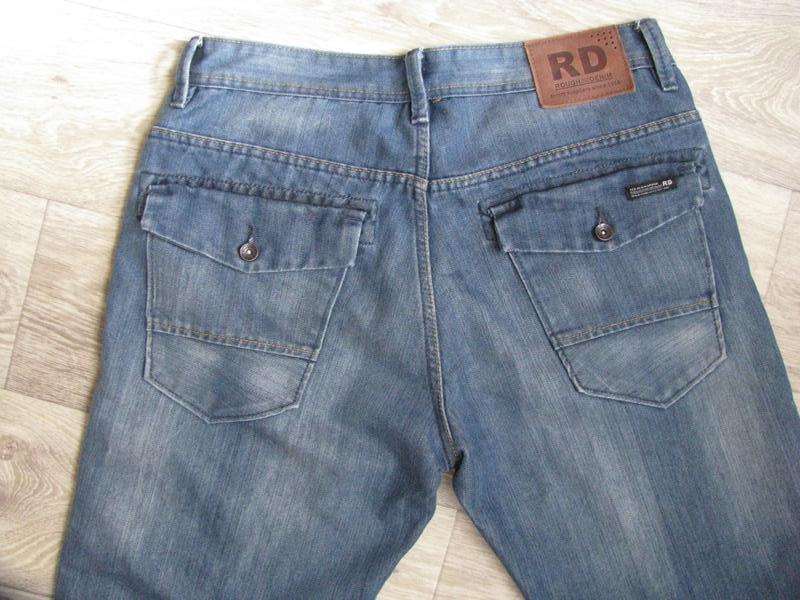 Шорты мужские джинсовые m размер - Фото 10