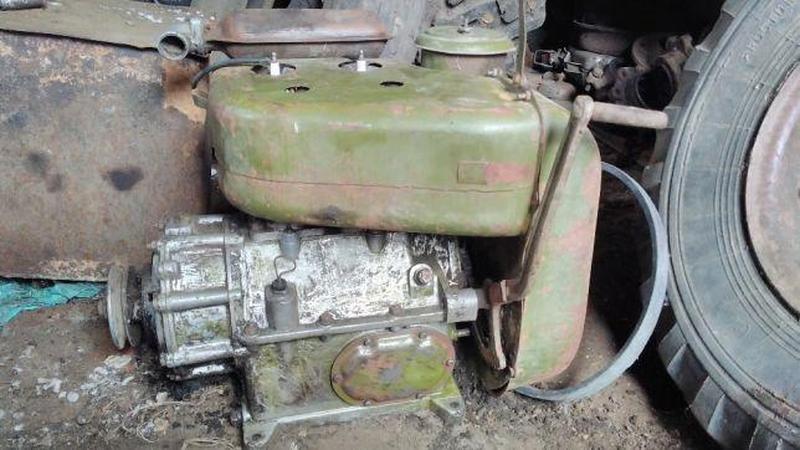 Двигатель УД2-М1 ульяновец
