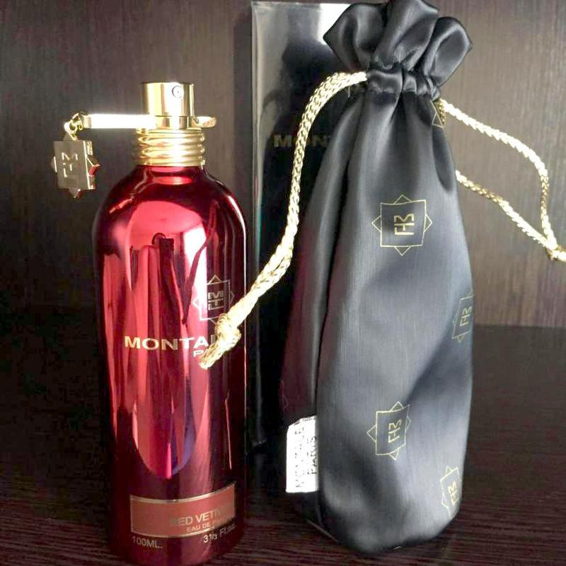 Montale  Red Vetyver_Оригинал Eau de Parfum 10 мл - Фото 3