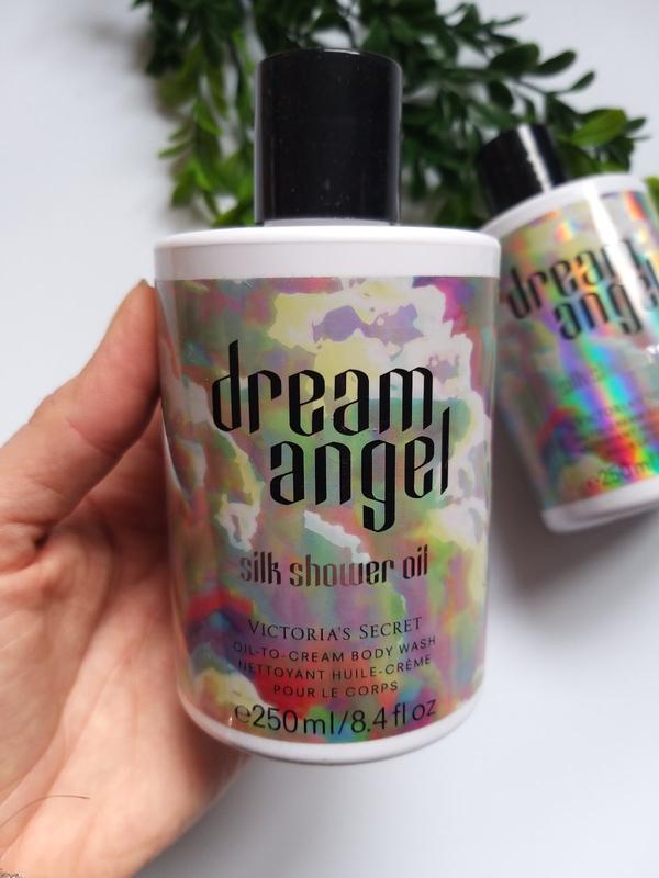 Гель для душа с маслом dream angel victoria's secret - Фото 2