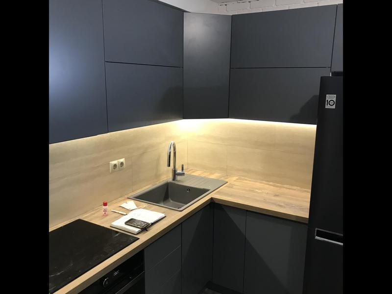 Виготовлення кухонь під замовлення, індивідуальний проект - Фото 3