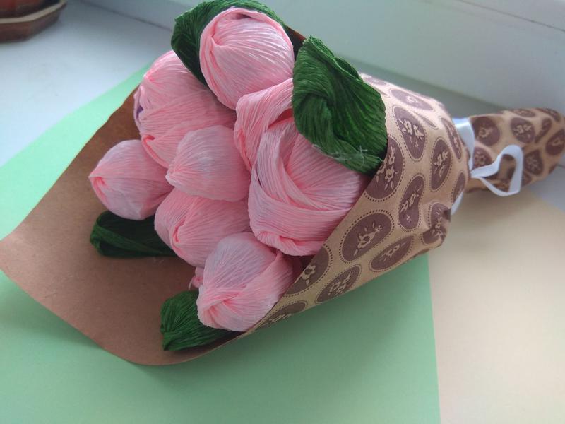 Букеты с конфетами