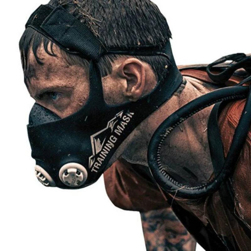 - 50% Маска Тренировочная Elevation Training Mask для Бега СПОРТА - Фото 4