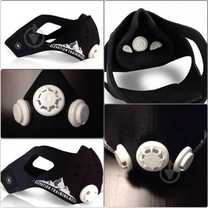 - 50% Маска Тренировочная Elevation Training Mask для Бега СПОРТА - Фото 5