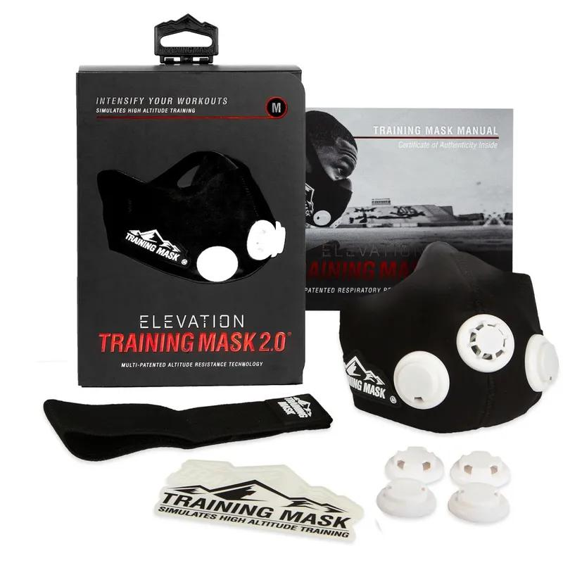 - 50% Маска Тренировочная Elevation Training Mask для Бега СПОРТА - Фото 6