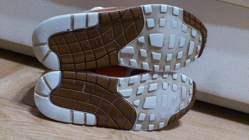 Кроссовки мужские nike air max 1 #308866-204 кросівки чоловічі... - Фото 6