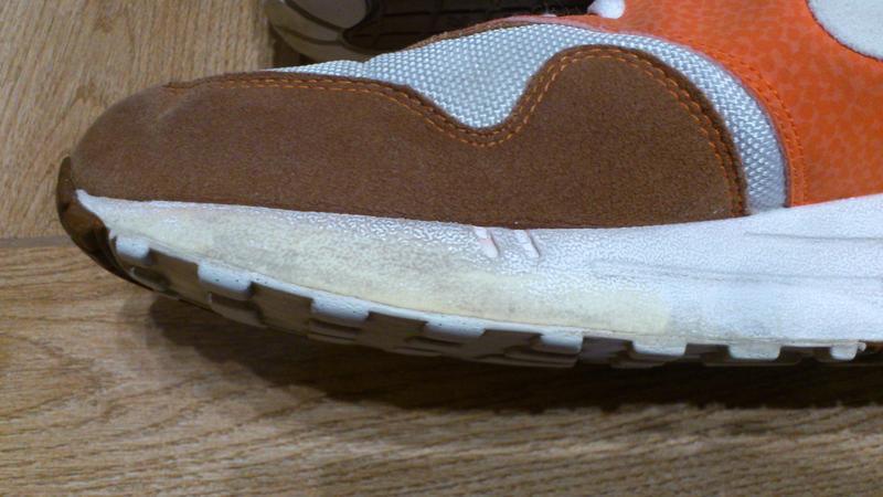 Кроссовки мужские nike air max 1 #308866-204 кросівки чоловічі... - Фото 9
