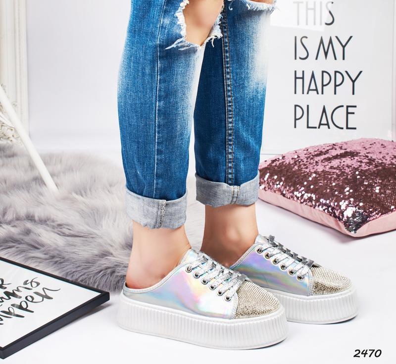 Стильные кроссовки - Фото 3