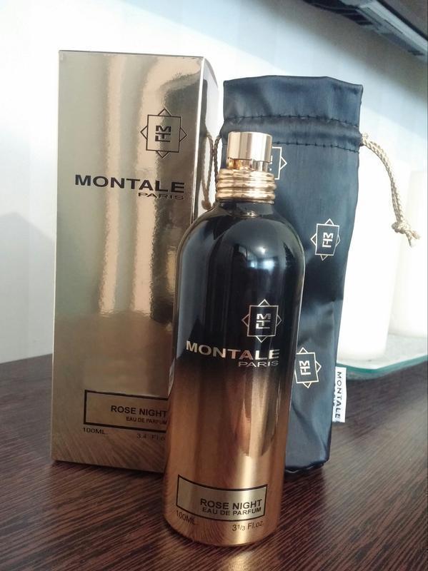 Montale  Rose Night_Оригинал Eau de Parfum 10 мл - Фото 4