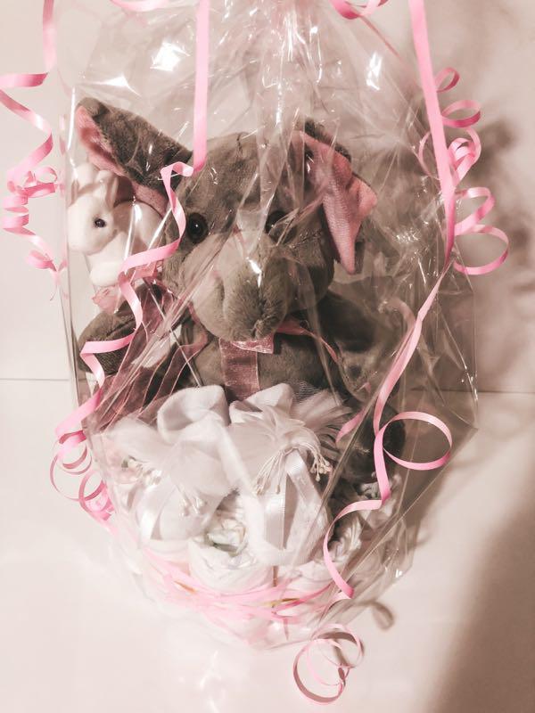 Торт из подгузников (памперсов) подарок - Фото 4