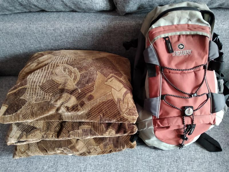 Рюкзак туристичний Derby Prut 30 похідний - Фото 4