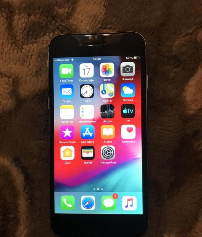 Продам Iphone 6 space gray 16gb neverlock
