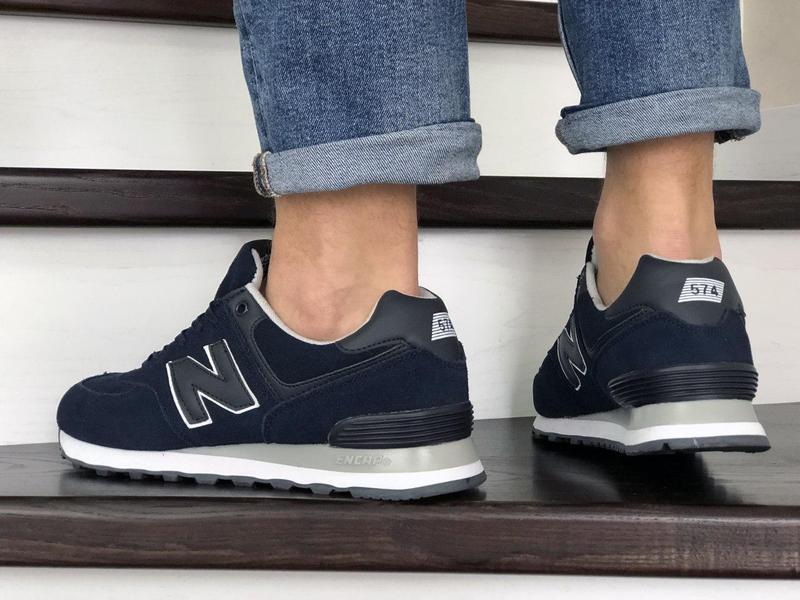 New balance 574 - Фото 4