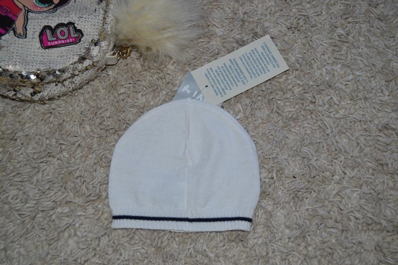 Тоненькая шапочка на малышку - Фото 3