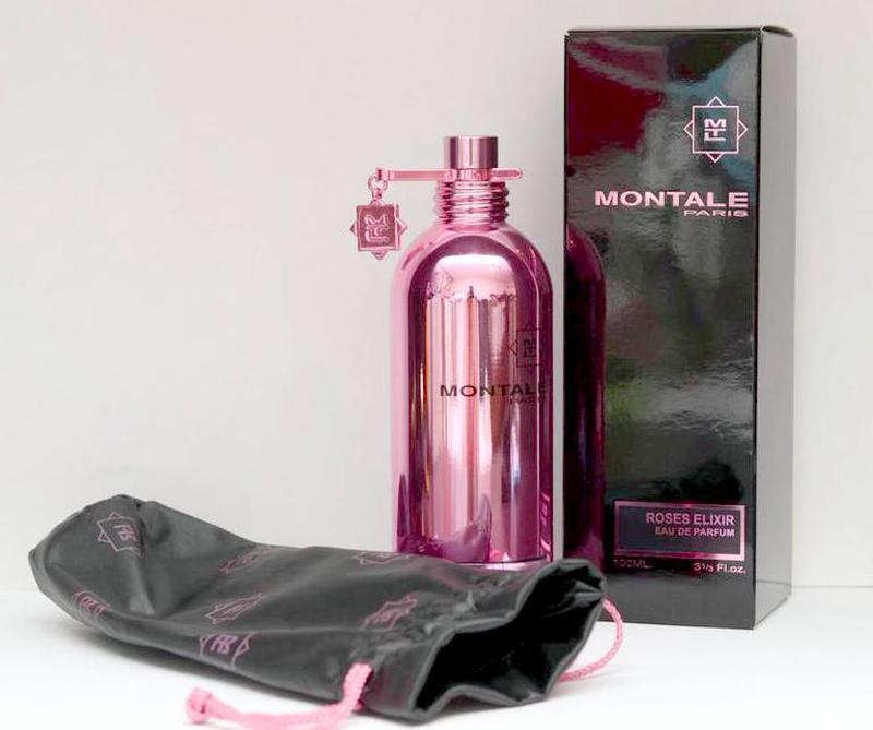 Montale  Roses Elixir_Оригинал Eau de Parfum  10 мл - Фото 2
