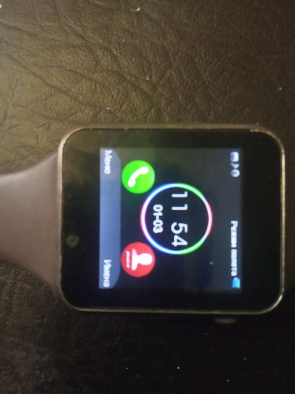 Годинник смартфон - Фото 4