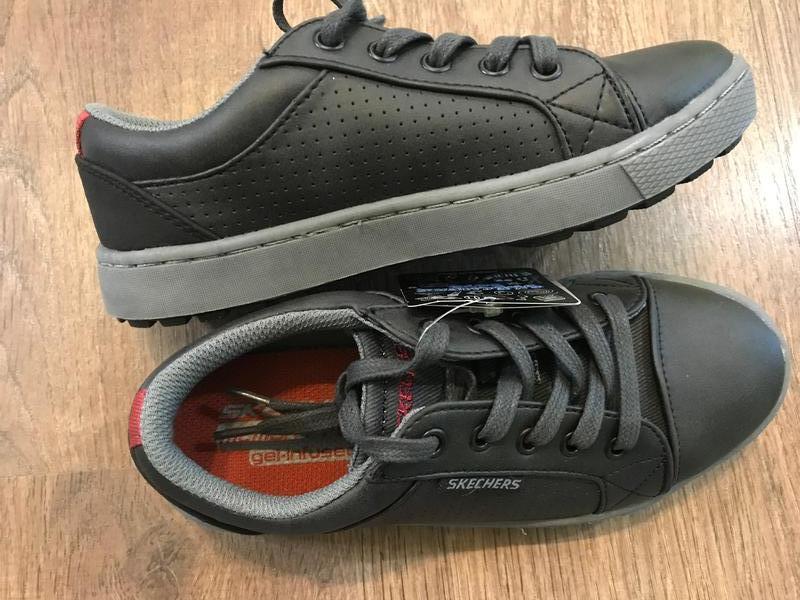 Кроссовки skechers eur 28 31 детские туфли 18, 5 20, 5 см ориг... - Фото 5