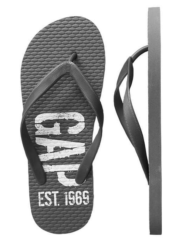 Вьетнамки мужские gap оригинал eur 43 44 45 47 шлепки пляжные